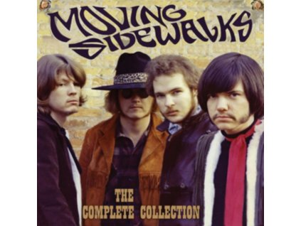 MOVING SIDEWALKS - The Complete Collection (LP)