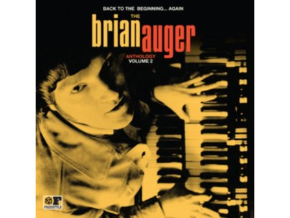 BRIAN AUGER - Back To The Beginning... Again: The Brian Auger Vinyl Anthology. Vol. 2 (LP)