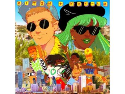 RITON & KAH-LO - Foreign Ororo (LP)