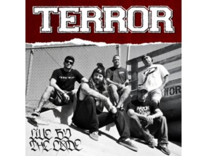 TERROR - Live By The Code (LP)