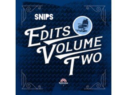 """SNIPS - Edits Vol. 2 (12"""" Vinyl)"""