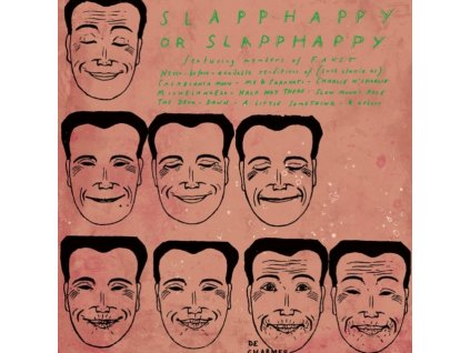 SLAPP HAPPY - Acnalbasac Noom (LP)