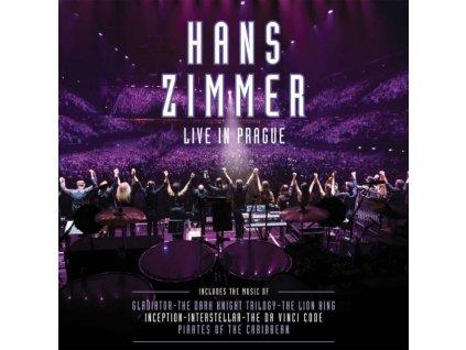 HANS ZIMMER - Live In Prague (Purple Vinyl) (LP)