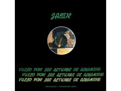 JABIR - Vuelo Por Las Alturas De La Alhambra (LP)
