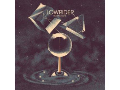 LOWRIDER - Refractions (Solid Red Vinyl) (LP)