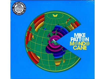 MIKE PATTON - Mondo Cane (LP)