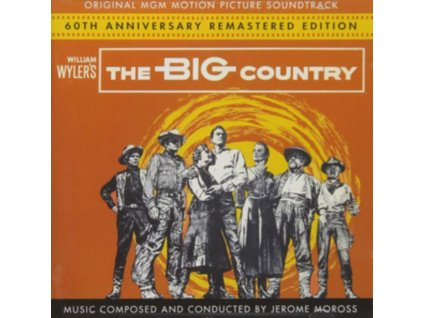 JEROME MOROSS - The Big Country (CD)