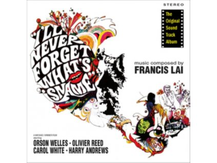 ORIGINAL SOUNDTRACK / FRANCIS LAI - Ill Never Forget Whats Isname (CD)