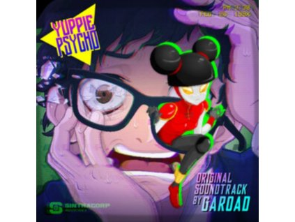 GAROAD - Yuppie Psycho - Original Soundtrack (LP)