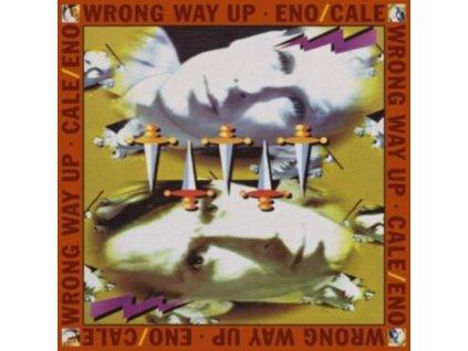 BRIAN ENO & JOHN CALE - Wrong Way Up (30th Anniversary Reissue) (LP)
