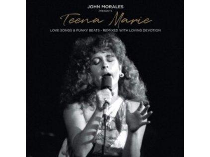 TEENA MARIE - John Morales Presents Teena Marie - Love Songs & Funky Beats - Remixed With Loving Devotion (LP)
