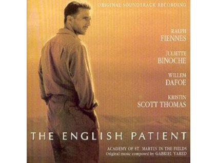 ORIGINAL SOUNDTRACK - The English Patient (CD)