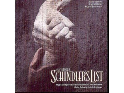 JOHN WILLIAMS - SchindlerS List - Ost (CD)
