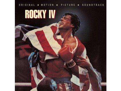 ORIGINAL SOUNDTRACK - Rocky Iv (CD)