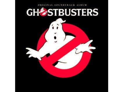 ORIGINAL SOUNDTRACK - Ghostbusters (1984) (CD)