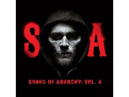 ORIGINAL TV SOUNDTRACK - Songs Of Anarchy - Vol 4 (CD)