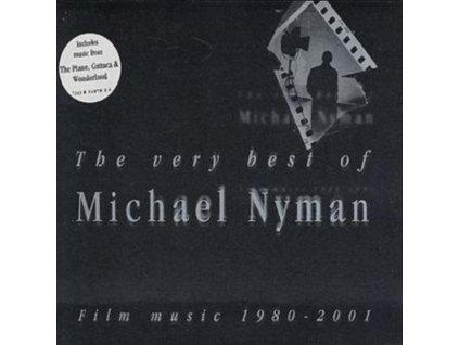 MICHAEL NYMAN - The Very Best Of - Film Music 1980-2001 (CD)