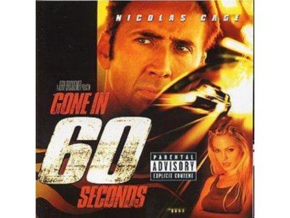 ORIGINAL SOUNDTRACK - Gone In 60 Seconds (CD)