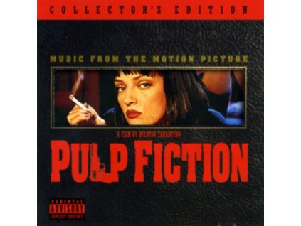 ORIGINAL SOUNDTRACK - Pulp Fiction CollectorS Edition (CD)