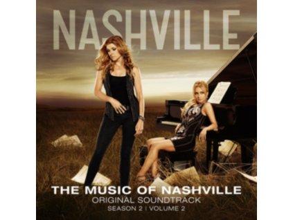 ORIGINAL TV SOUNDTRACK - The Music Of Nashville - Season 2 Vol 2 (CD)