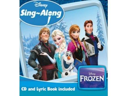 VARIOUS ARTISTS - Walt Disney Sing-Along - Frozen (CD)