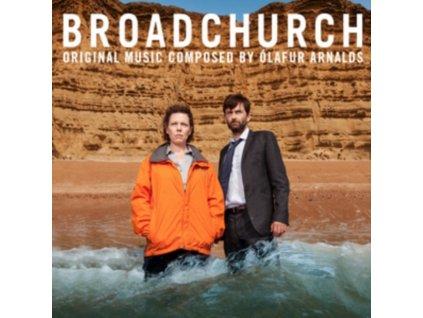 OLAFUR ARNALDS - Broadchurch - OST (CD)