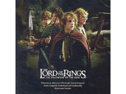 ORIGINAL SOUNDTRACK - Lord Of The Rings [Howard Shore] (CD)