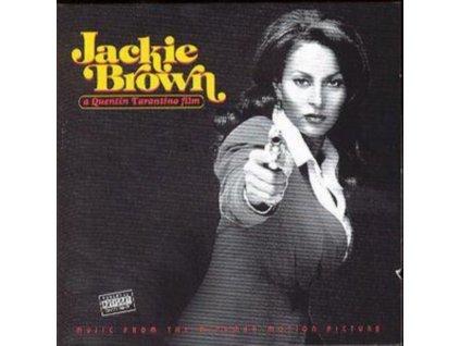 ORIGINAL SOUNDTRACK - Jackie Brown (CD)