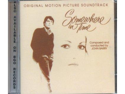 ORIGINAL SOUNDTRACK - Somewhere In Time (John Barry) (CD)