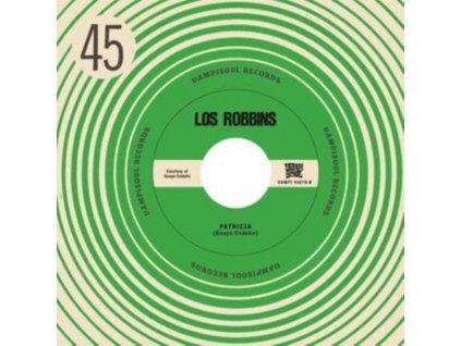 """LITO BARRIENTOS Y SU ORQ. / LOS ROBBINS - Cumbia En Do Menor / Patricia (7"""" Vinyl)"""