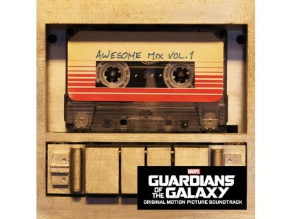 VARIOUS ARTISTS - Guardians Of The Galaxy - Original Soundtrack (Deluxe Edition) (CD)