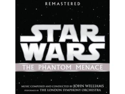 ORIGINAL SOUNDTRACK / JOHN WILLIAMS - Star Wars: Episode I - The Phantom Menace (CD)