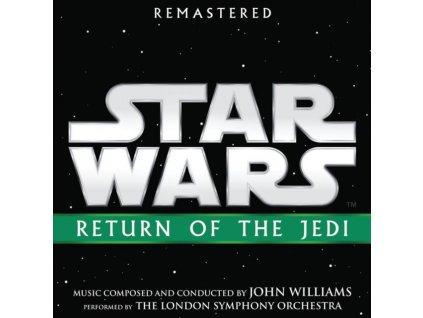 ORIGINAL SOUNDTRACK / JOHN WILLIAMS - Star Wars: Episode VI - Return Of The Jedi (CD)