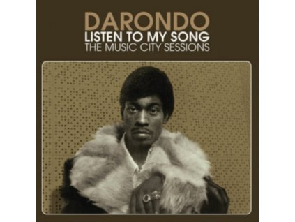 DARONDO - Listen To My Song - The Music City Sessions (LP)
