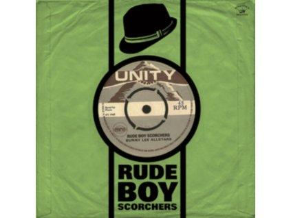 VARIOUS ARTISTS - Rude Boy Scorchers (LP)