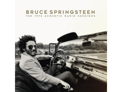 BRUCE SPRINGSTEEN - The 1974 Acoustic Radio Sessions (LP)