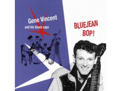 GENE VINCENT & HIS BLUES CAPS - Bluejean Bop (LP)