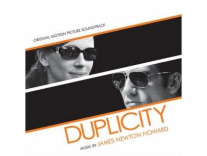 ORIGINAL SOUNDTRACK / JAMES NEWTON HOWARD - Duplicity (CD)