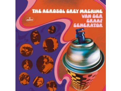 VAN DER GRAAF GENERATOR - The Aerosol Grey Machine (50Th Anniversary Edition) (LP + CD)