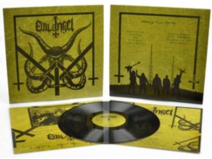 EVIL ANGEL - Unholy Evil Metal (LP)