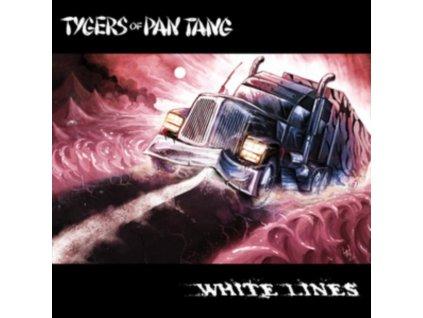 "TYGERS OF PAN TANG - White Lines (12"" Vinyl)"