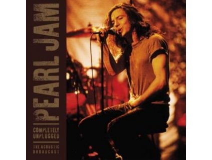 PEARL JAM - Completely Unplugged (Red Vinyl) (LP)