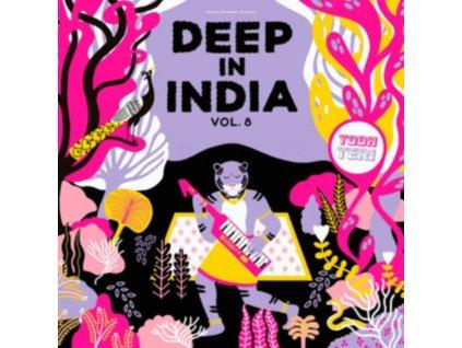 "TODH TERI - Deep In India Vol.8 (12"" Vinyl)"