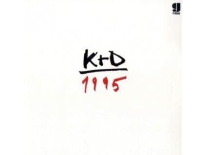 KRUDER & DORFMEISTER - 1995 (Limited White Vinyl) (LP)