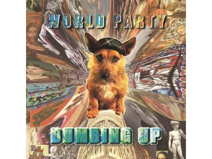 WORLD PARTY - Dumbing Up (LP)
