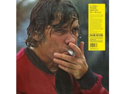 PIERRE BAROUH - Le Pollen (LP)