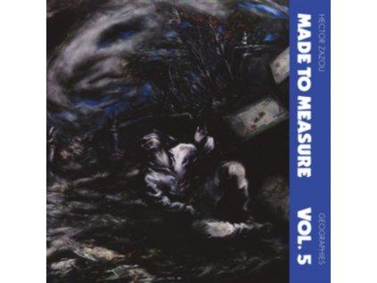 HECTOR ZAZOU - Geographie (CD)