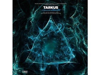 KEITH EMERSON BAND & MUNICH RADIO ORCHESTRA - Tarkus - Concertante (LP)