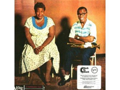 ELLA FITZGERALD & LOUIS ARMSTRONG - Ella & Louis (LP)