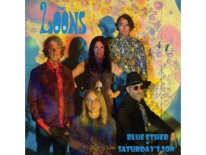 "LOONS - Blue Ether (7"" Vinyl)"